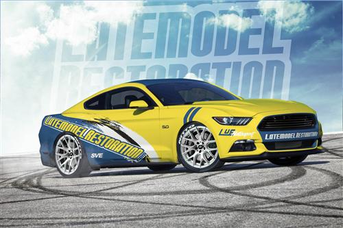 2015 Mustang Wheel & Tire Guide - 2015 Mustang Drift Wheels