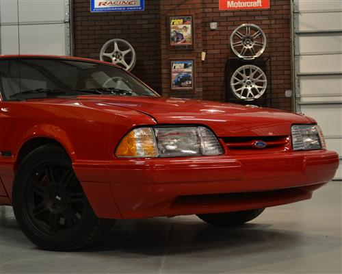 Fox Body Mustang Headlight Installation & Comparison (87-93) - Foxbody replacement headlights