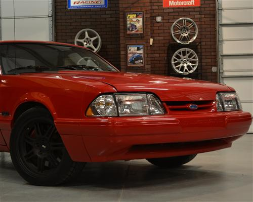 Fox Body Mustang Headlight Installation & Comparison (87-93) - Foxbody ultra clear headlights